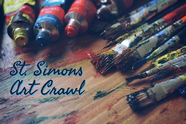St Simons Art Crawl generic