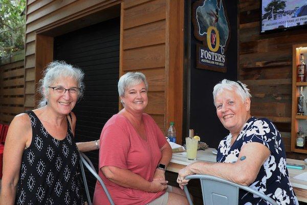 Karen Leigh, Marla Evans, Gail Feddersen