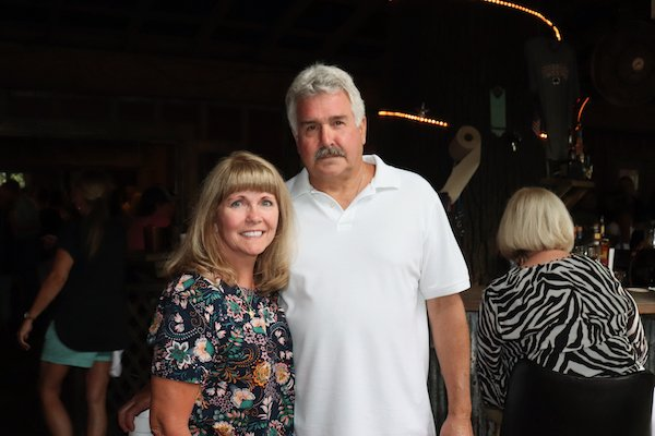 Debbie and Bill Obirek
