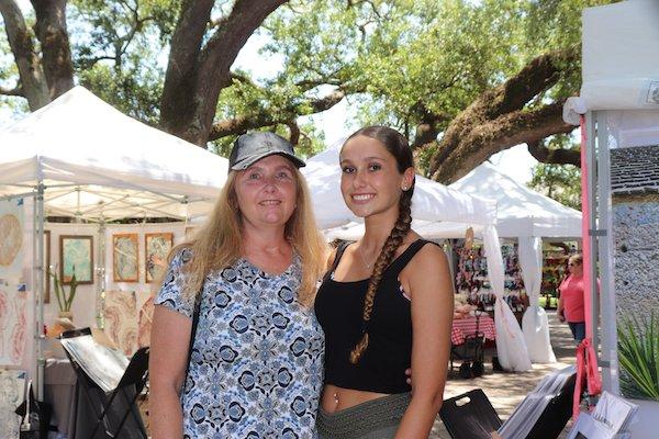 Terri and Alissa Schwab