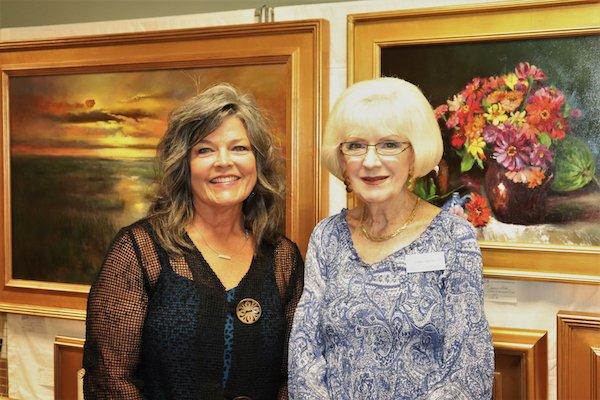 Marjorie Hier, Diana Herron