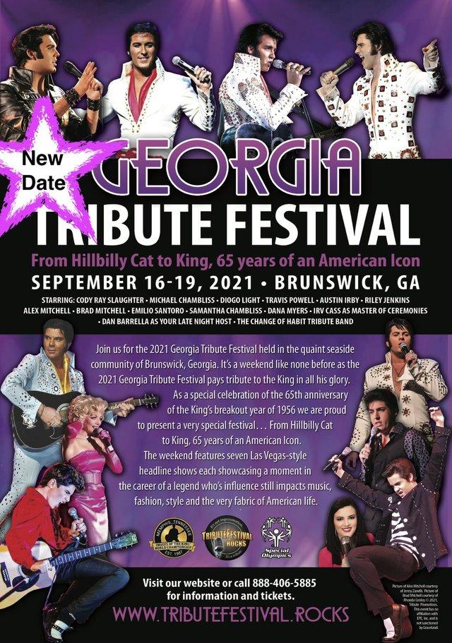 Georgia Tribute Festival 2021