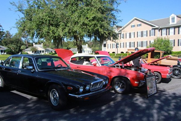 Cars for a Cause at Marsh's Edge