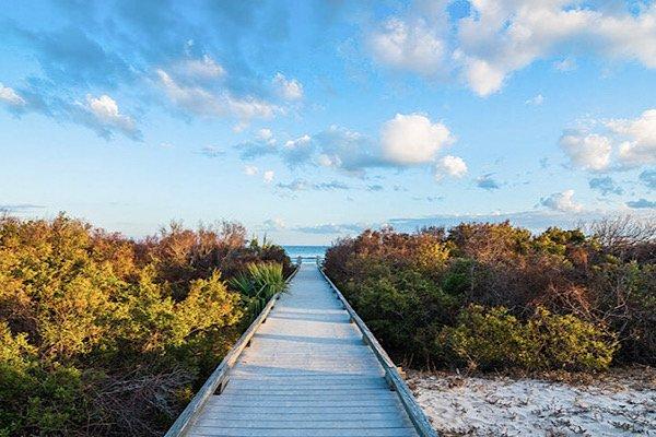 Glory Bridge Jekyll Island