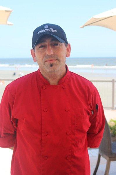ECHO Executive Chef Thomas Cook