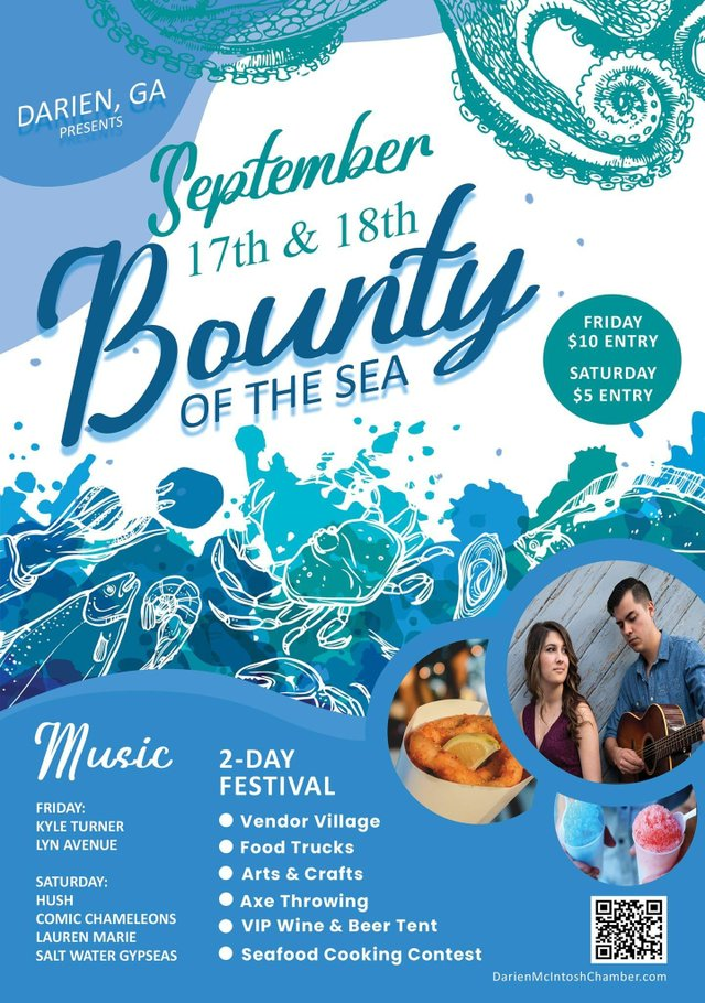 Bounty of the Sea poster