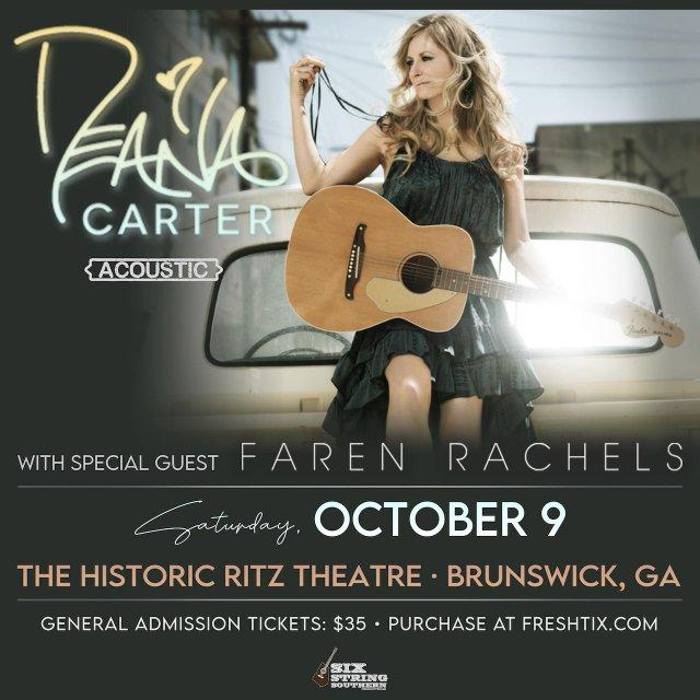 Deana Carter concert