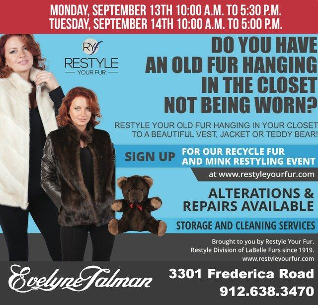 Restyle Fur Sept21