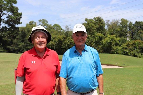 Frank Hinson, Bill Dow