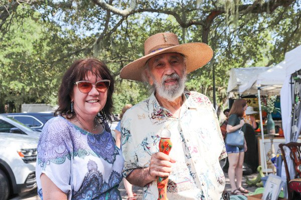 Rhonda and Hondo Ritchie