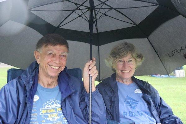 Jerry and Faye Hardiman