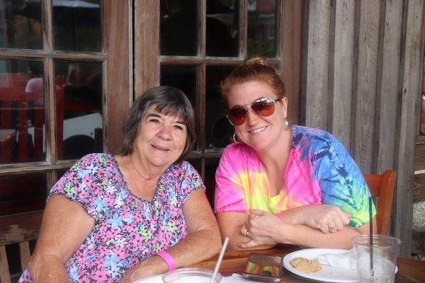 Debbie Yarborough, Judy Smith