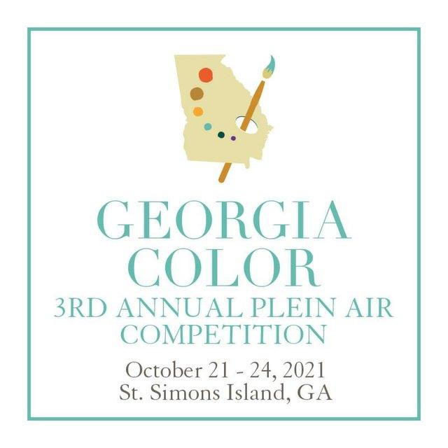 Georgia Color 3rd Annual Plein Air Competition