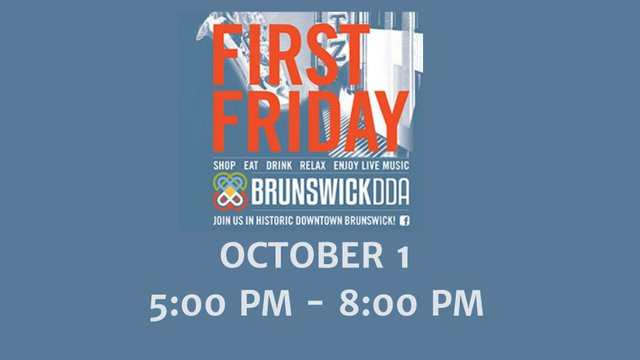 October21 First Friday