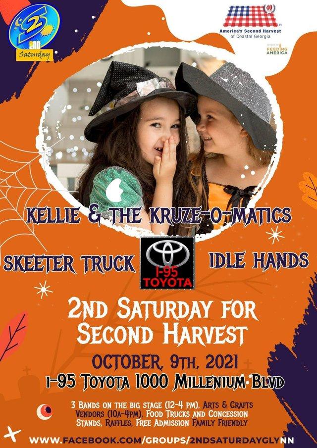 2nd Saturday October