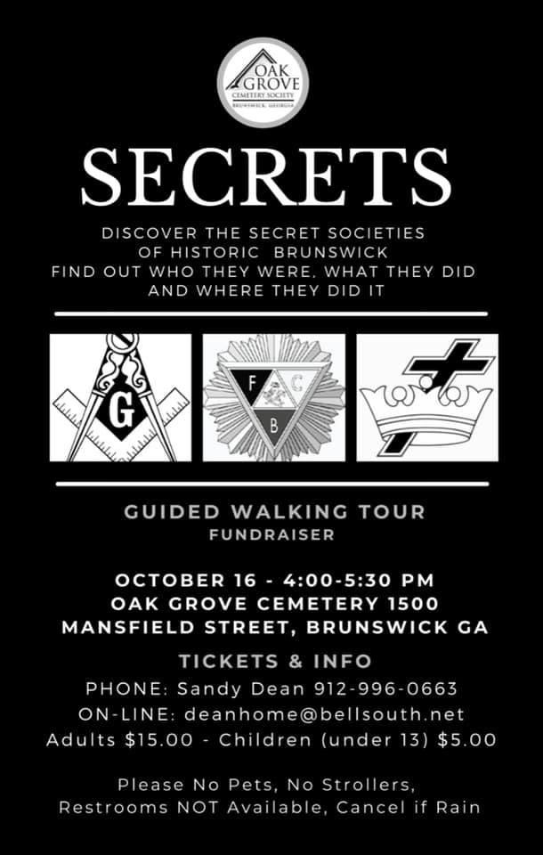 Secrets Cemetery Tour