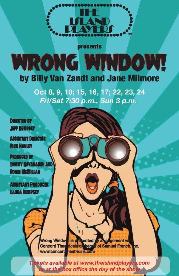 Wrong Window Island Players