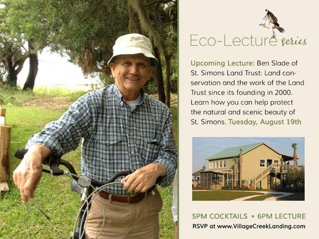 Eco-Lecture Ben Slade