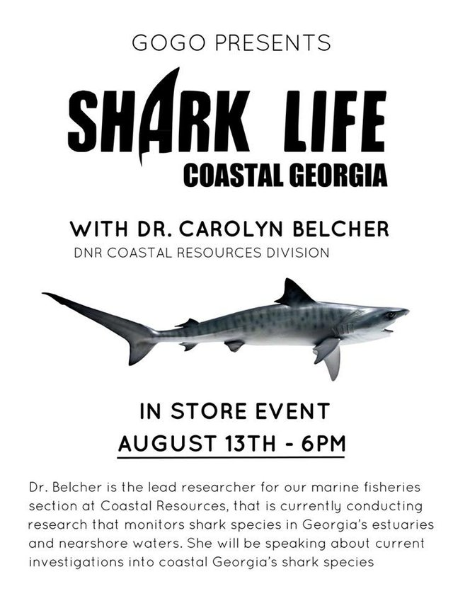 Gogo Shark Week