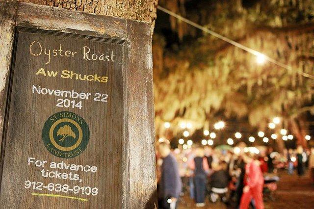15th Annual SSLT Oyster Roast