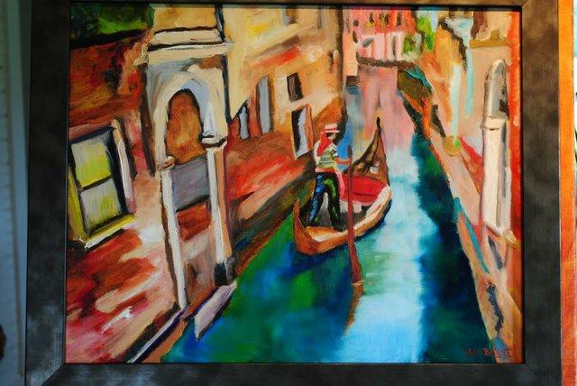 Venezia by Jill Bright