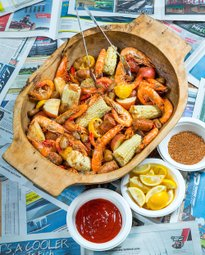 Southern Soul Low Country Boil
