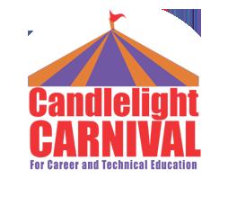 candlelight carnival logo