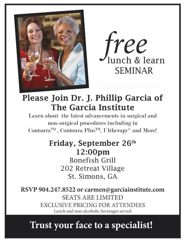 Garcia Institute Lunch & Learn