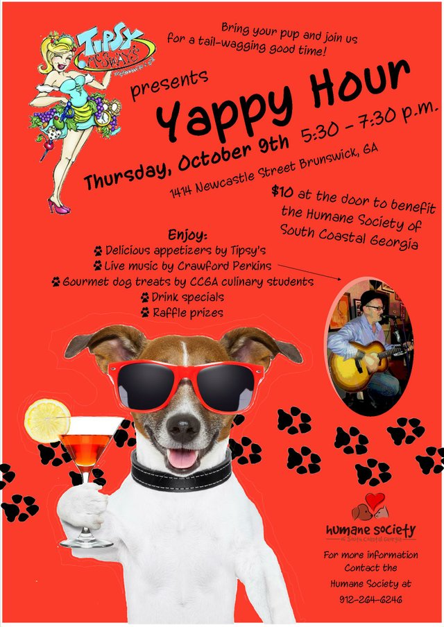 Yappy Hour Tipsy McSway