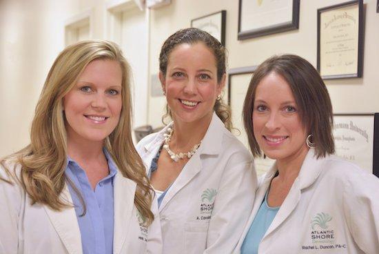 Hannah Davis Atlantic Shore Dermatology