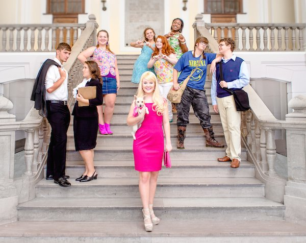 Legally Blonde GA Players