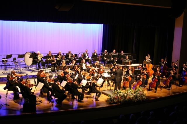Coastal Symphony of Georgia conducted by Maestro Luis Haza