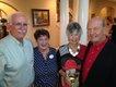 Mike and Nancy Muldowney, Susan and Al Garrett