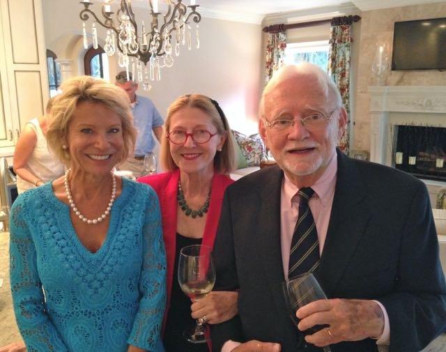 Susan Imhoff, Klara and Page Faulk