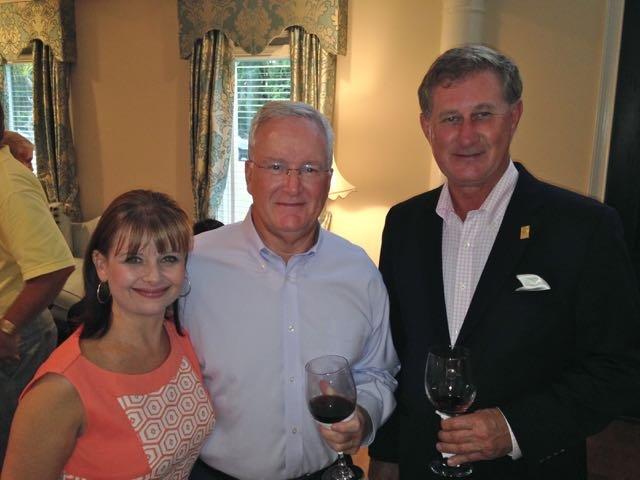 Vivian Edwards and Mark Boozer, Ben Lee