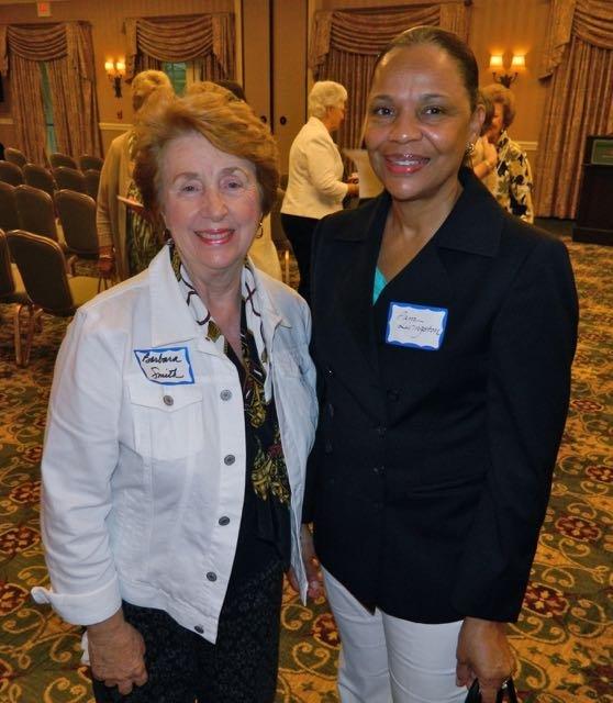 Barbara Smith, Pam Livingston
