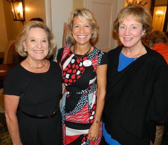 Sharon Flores, Susan Imhoff, Susie Salvatore