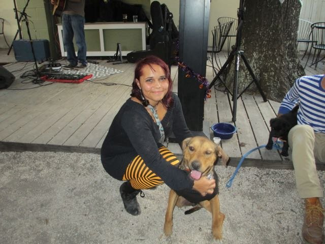 Elayna McDuffie and Tank