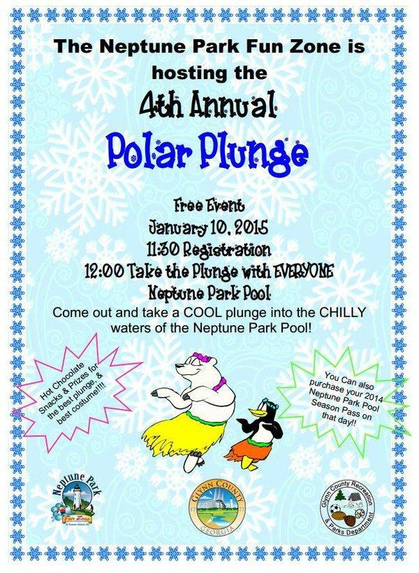 2015 Polar Plunge