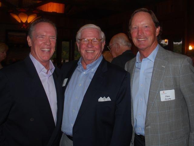 Bill Norrett, Mitch Poole, Peter Murphy