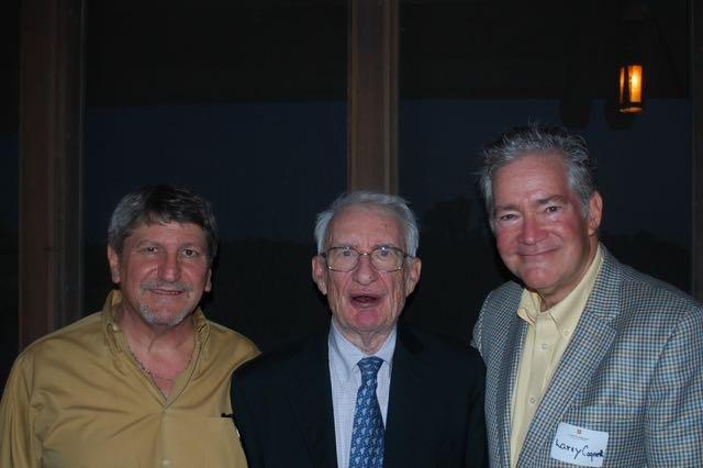 Mark Gagliano, Thomas Flickinger, Larry Cognetti