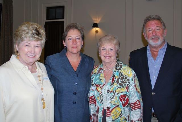 Jean Hurst, Valerie Hepburn, Frances McCrary, David Hayes