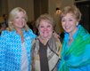 Helen Billings, Beverly Oliff, Nancy Pandolfi