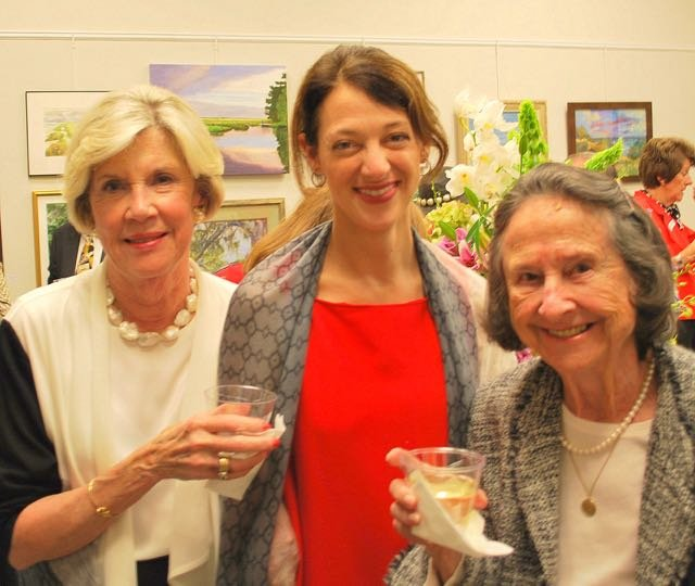 Ann Tillman, Laura Brown, Dena Davis