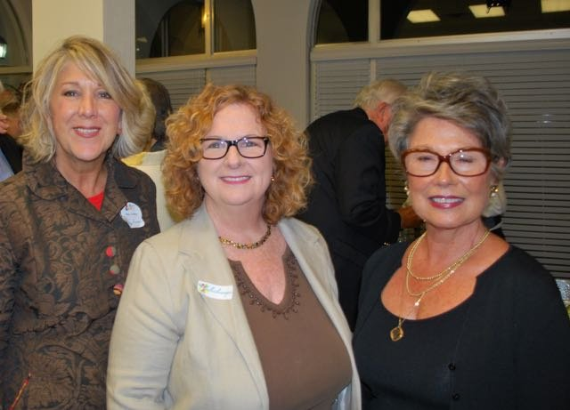 Mary Griffiths, Shirley Ralston, Cindy Rawlins