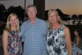 Monica Jolley, David and Deborah Wright