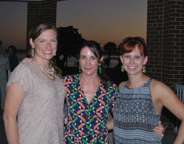 Suzanne Tilghman, Michele McMahon, Autumn Barr