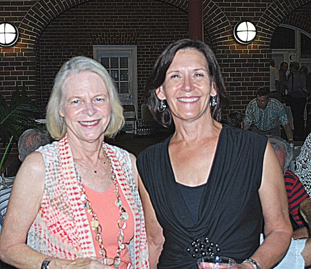 Sandy Fitzgerald, Susan Burnett