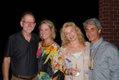 Charles and Sloane Molloy, Leslie and Mark Koptsias