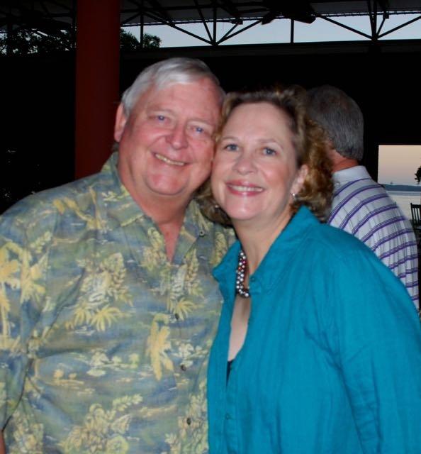 Roy and Kathleen Turner
